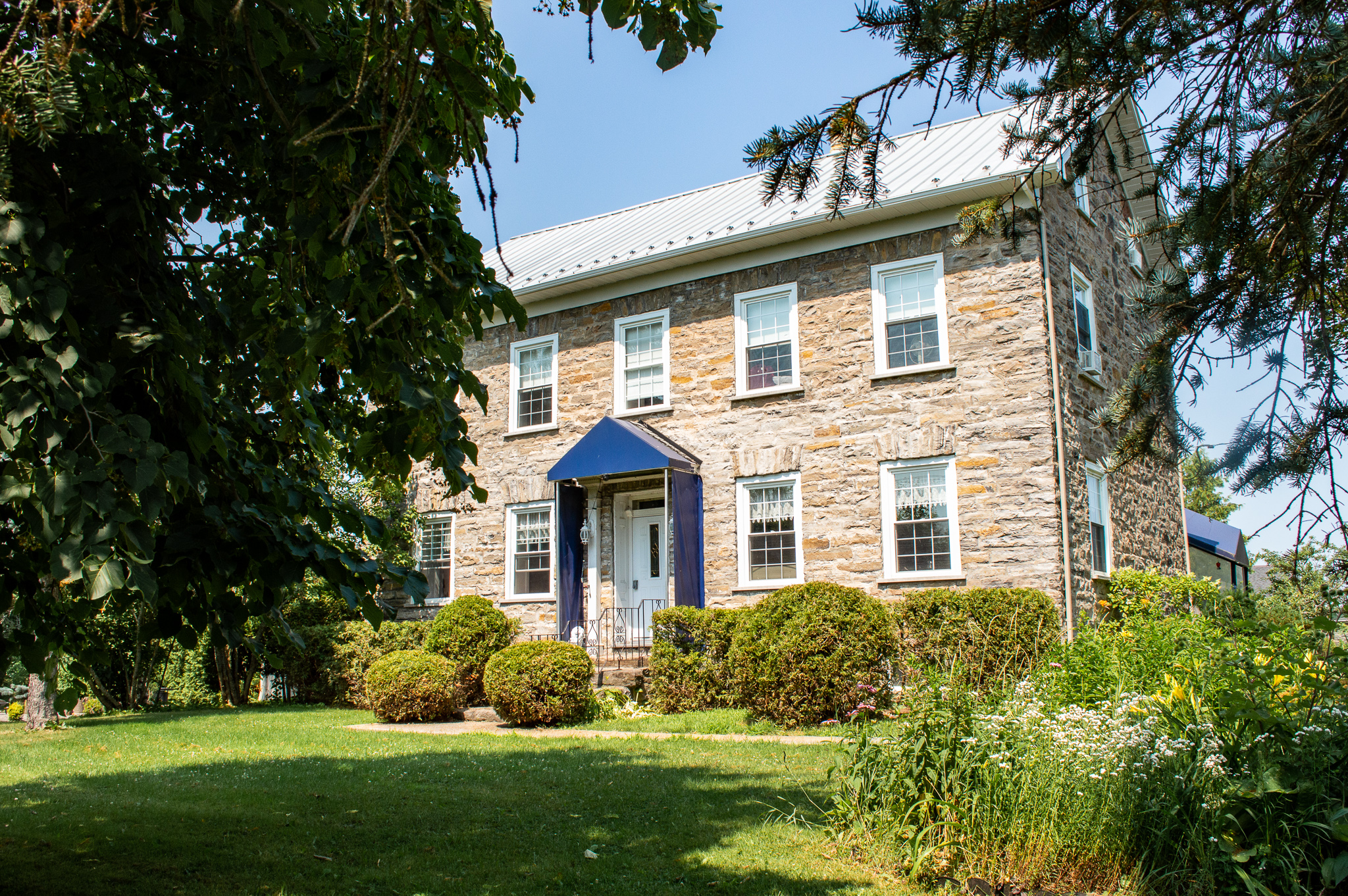 Women's quarters at Heritage Treatment Foundation, a drug and alcohol rehab near Montreal