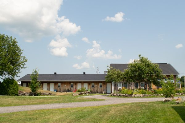 Men's quarters at Heritage Treatment Foundation, a drug and alcohol rehab near Montreal