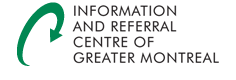 information and referral centre of greater montreal logo
